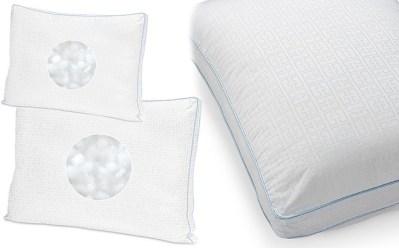 MACY'S: SensorGel Memory Fiber Pillow JUST $10.39 at Macy's (Regularly $50)