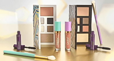 MACY'S: Tarte 8-Piece Gilded Gifts Makeup Set for JUST $27 + FREE Shipping ($248 Value!)