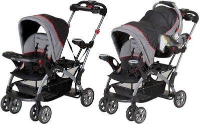AMAZON: Baby Trend Sit N' Stand Stroller JUST $101 + FREE Shipping (Regularly $150)