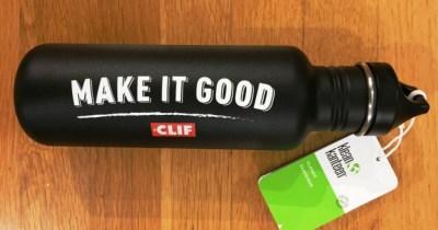 RUN! FREE Clif Bar Water Bottle!