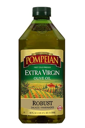 AMAZON: HUGE Pompeian Extra Virgin Olive Oil 68oz Bottle Only $10 Shipped or Less