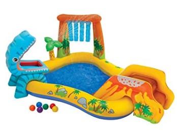 AMAZON: Intex Dinosaur Inflatable Play Center Just $34 + FREE Shipping (Regularly $60)
