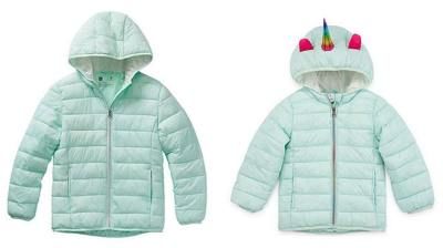 JCPenney : Puffer Jackets for the Whole Family Starting at Just $13.99 (Reg : $64)