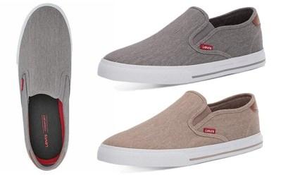 MACY'S: Levi's Men's Seaside Casual Sneaker for ONLY $19.99 + FREE Pickup (Reg $55)