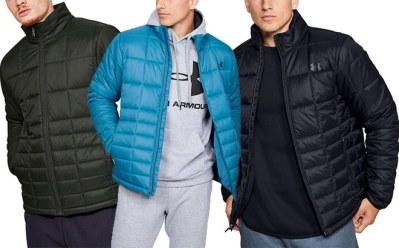 KOHL'S: Under Armour Men's Jackets JUST $48 (Regularly $120) – 4 Colors!