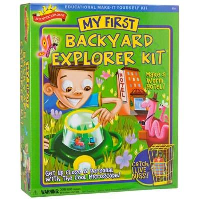 AMAZON: Scientific Explorer Backyard Science Kids Science Kit, Just $7.69 (Reg $22.00)