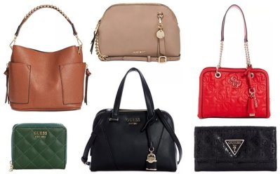 MACY'S: Women's Bags & Wallets From JUST $13.68 (GUESS, Nine West, Steve Madden)MACY'S: Women's Bags & Wallets From JUST $13.68 (GUESS, Nine West, Steve Madden)