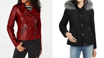 Macy's : Juniors' Jackets & Coats Sale – Starting at Just $19.99 (Reg $69.50)