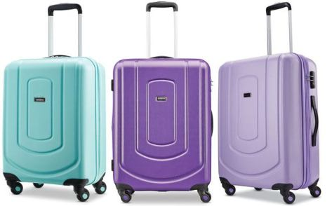 American Tourister Luggage ONLY $70 Each + $20 Kohl's Cash + FREE Shipping (Reg $240)