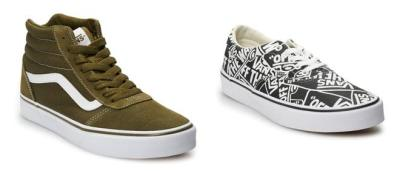 KOHL'S: Men's Vans Shoes Starting at JUST $23 + FREE Pickup (Regulalry $55)