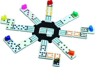 AMAZON: Mexican Train Domino Game with Aluminum Case Only $13.04 (Reg. $20)