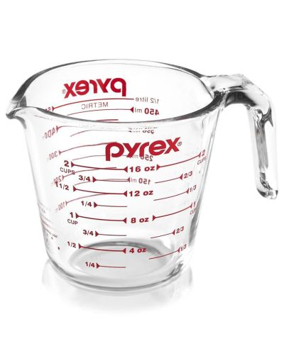 MACY'S: Pyrex 2 Cup Measuring Cup $2.99 (Reg $6.99)