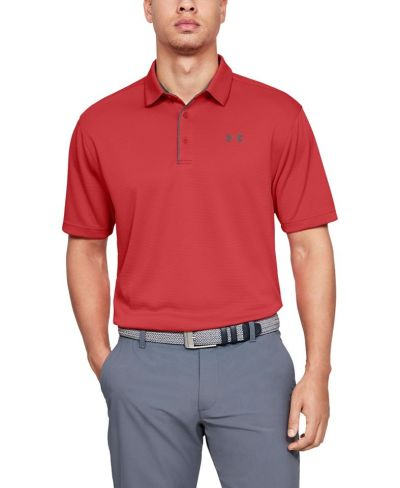MACY'S: Under Armour Men's Tech Polo, Just $20.00 (Reg $39.99)