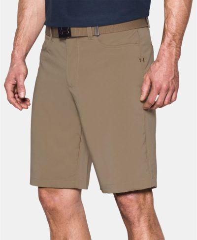 "MACY'S: Under Armour Men's UA Tech 11"" Golf Shorts, Just $25.00 (Reg $49.99)"