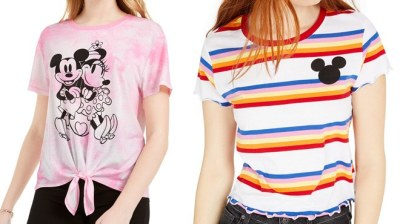 MACY'S: Disney Juniors' Graphic Tees From Just $7.49 (Reg $24) – Many Styles!