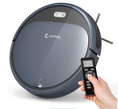AMAZON: Coredy Robot Vacuum Cleaner, Just $99.00 WITH CODE 55EM56EO