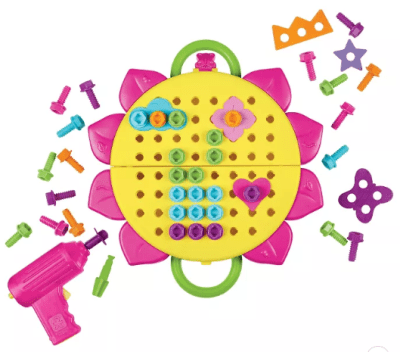 AMAZON: Educational Insights Design & Drill Flower Power Studio Only $18.37 (Reg. $35)