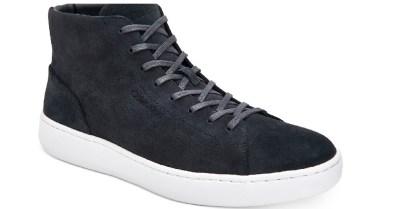 Macy's: Calvin Klein Men's Frey High-Top Fashion Sneakers for $38.93 ($159)