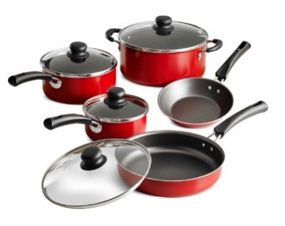 WALMART: Tramontina 9-Piece Non-Stick Cookware Set ONLY $19.88 (Reg $40)