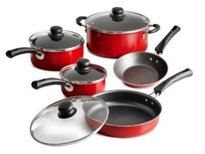 WALMART: Tramontina 9-Piece Non-Stick Cookware Set ONLY $19.88 (Reg $40)