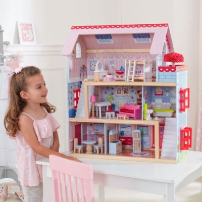WALMART: KidKraft Chelsea Doll Cottage Only $41.99 (Reg. $79)