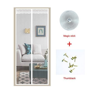AMAZON: Magnetic Fly Insect Screen Door – 60% OFF!!!