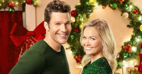 Hallmark is Airing Another Christmas Movie Marathon