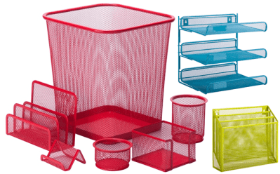 KOHL'S: Home Office Storage Up to 70% Off Starting at ONLY $9 (Cute Colors Available!)