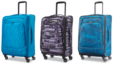 KOHL'S: American Tourister Luggage From $50.99 (Regularly $160)