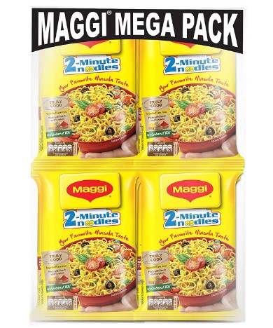 AMAZON: Maggi 2 Minutes Noodles Masala, 70 grams pack (2.46 oz) – 12 pack
