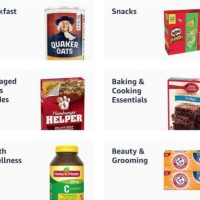 AMAZON: Amazon's Prime Pantry Is Open Again ~ Stock The Pantry Without Leaving Home!