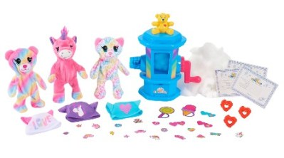 WALMART: Build-A-Bear Workshop Stuffing Station with Plush Now $25 (Was $50)
