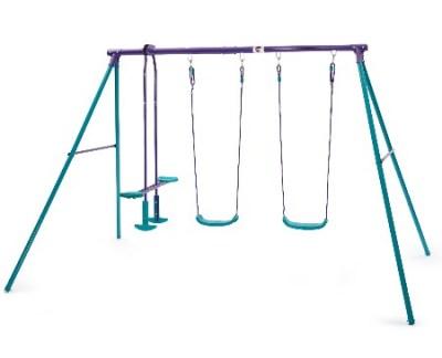 WALMART: Plum Jupiter Double Swing and Glider Set Now $99.99 (Was $139.99)