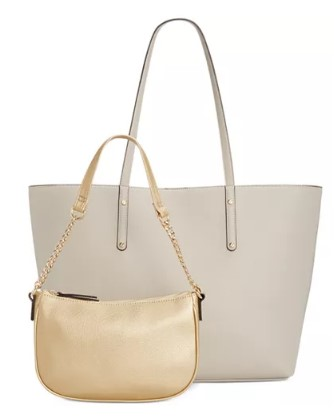 MACY'S: INC International Concepts INC Zoiey 2-in-1 Tote, For $30.93 ($99.50)