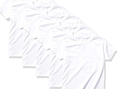 Amazon: 5 Pack Hanes Boys' T-Shirt Only $6.00 (Reg. Price $10.00)