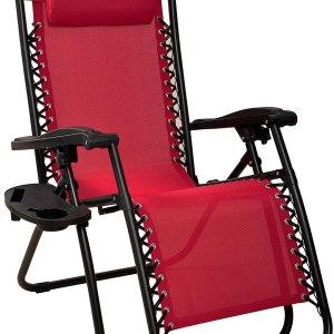 AMAZON: BalanceFrom Adjustable Zero Gravity Lounge Chair