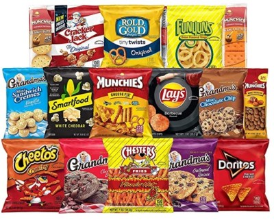 AMAZON: Frito-Lay Ultimate Snack Care Package, AS LOW AS $13.75 · CHECKOUT VIA SUBSCRIBE & SAVE!