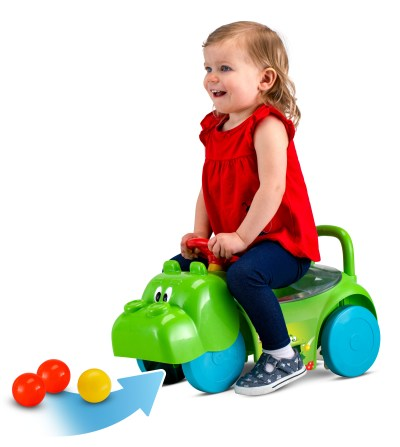 WALMART: Hasbro Hungry Hungry Hippos Ride-On Toy JUST $19.97 (Regularly $35)