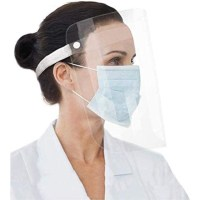 AMAZON: Juhor Protective Mask Anti-Fog with Protective Film Elastic Band Transparent mask (2PC), $8.27 with CODE 51RXGNFM