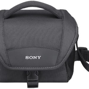 AMAZON: Sony LCSU11 Soft Compact Carrying Case for Cyber-Shot Cameras, PRICE DROP SAVE 40%