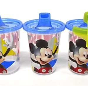 AMAZON: The First Years Disney Take & Toss Sippy, 10 Ounce, 3 Pack, Just $3.74 (REG $10.71)