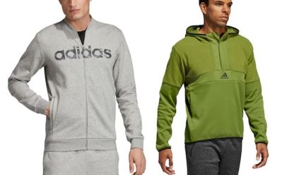 KOHL'S: Adidas Men's Hoodie Jackets Starting at JUST $18 (Regularly $60)