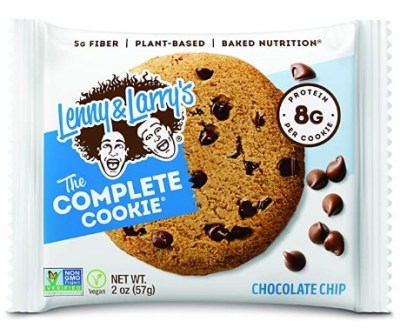 AMAZON: Lenny & Larry's The Complete Cookie, Chocolate Chip, 2 oz (Pack of 12) Soft Baked