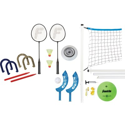 WALMART: Franklin Sports Total Outdoor Fun 5 Combo Game For $34.97
