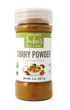 AMAZON: Jackie's Kitchen Curry Powder, 2 Ounce ONLY $1.26