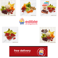 Edible Arrangements Offers Free Delivery on Fresh Produce