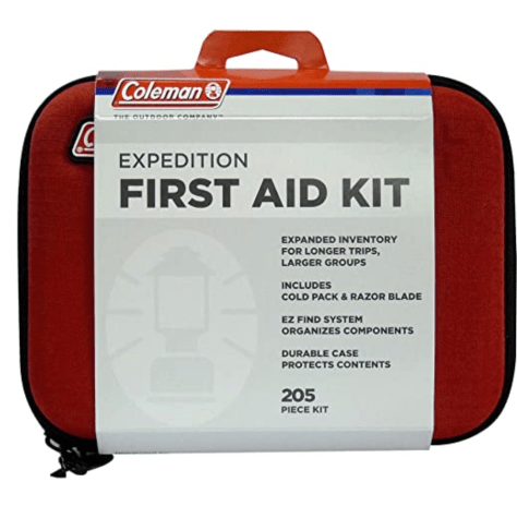 Amazon: Coleman First Aid Essentials Kit – Only $15.88