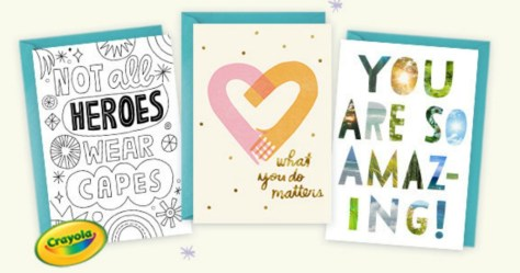 FREE Hallmark Gratitude Cards 3-Pack + FREE Delivery ($9 Value)