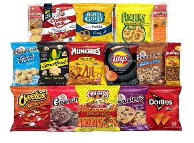 AMAZON: Frito-Lay Ultimate Snack Care Package