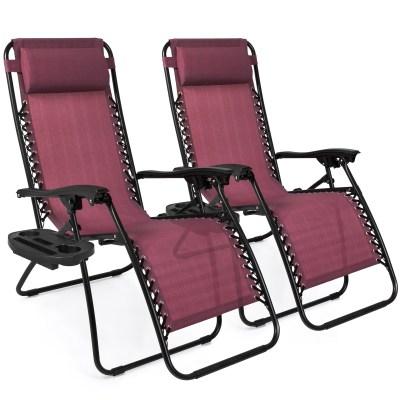 WALMART: Best Choice Adjustable Lounge Chairs 2-Set ONLY $87.99 (Reg $164)